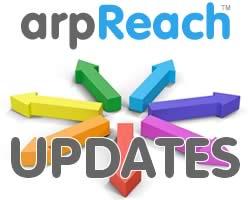 arpreach updates