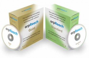arpreach gold and standard boxes