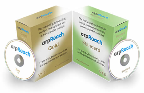 arpreach 1.6 gold and standard